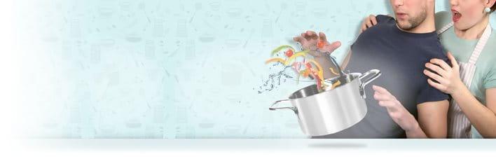 Hansaplast tipps f r sichere wundversorgung in der k che for Kochen passieren