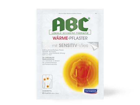 Hansaplast ABC Wärme-Pflaster Sensitive